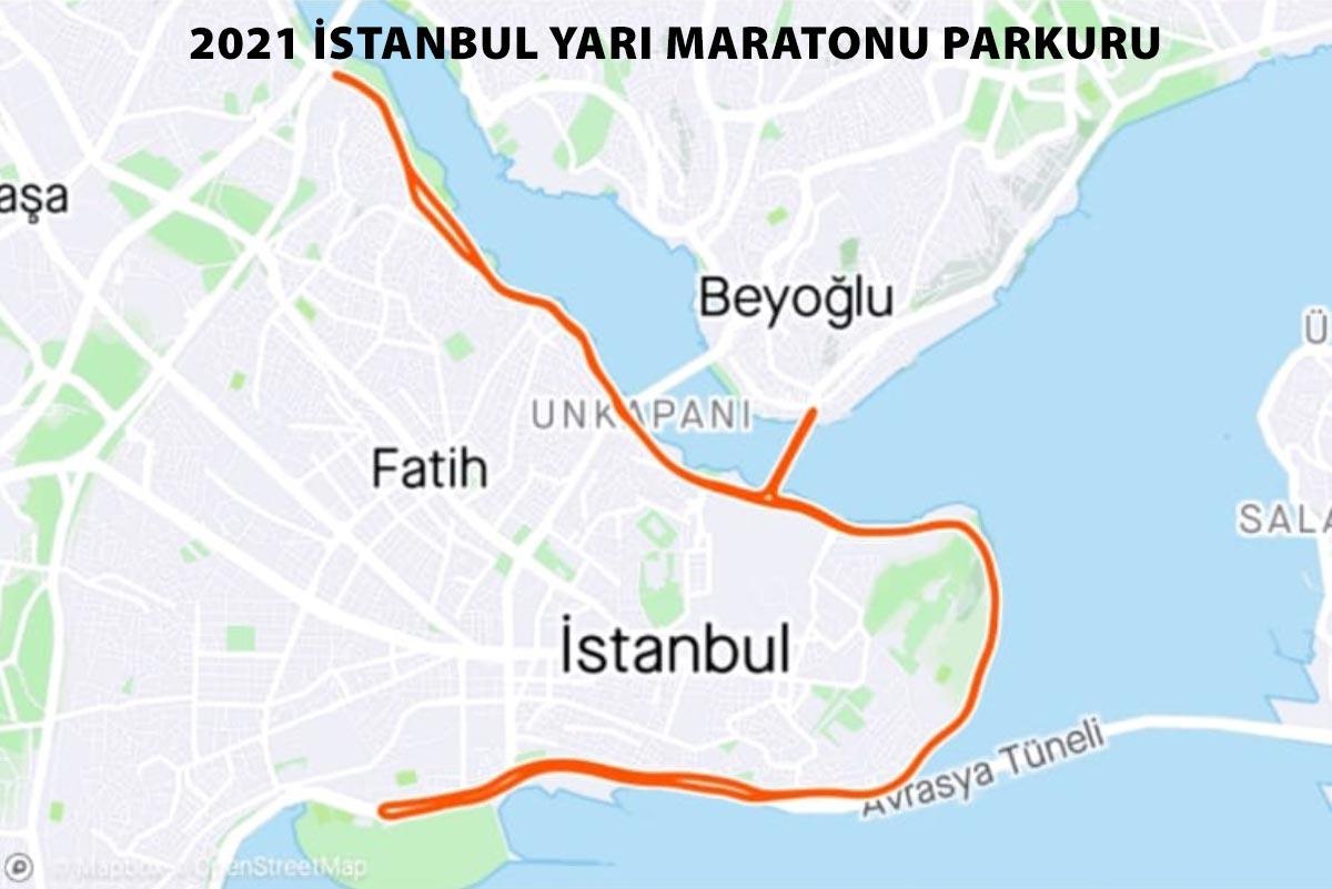 istanbul-yari-maratonu-2021-parkur